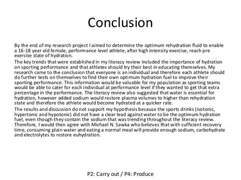 a conclusion for a research paper sle research paper conclusion 28 images sle research