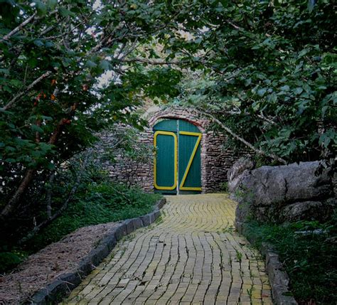 Land Of Oz Theme Park | abandoned land of oz theme park opens for two days urbanist