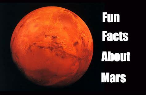 fun facts  mars  space fan    heart