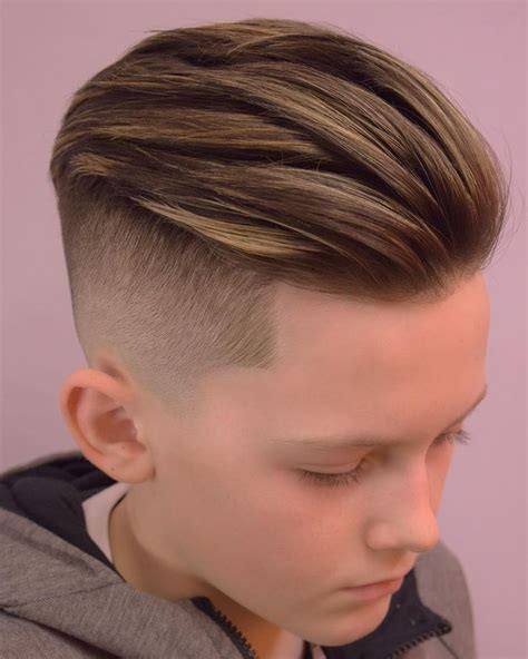 Hairstyles For Boy by Best 25 Hairstyles Boys Ideas On Boy