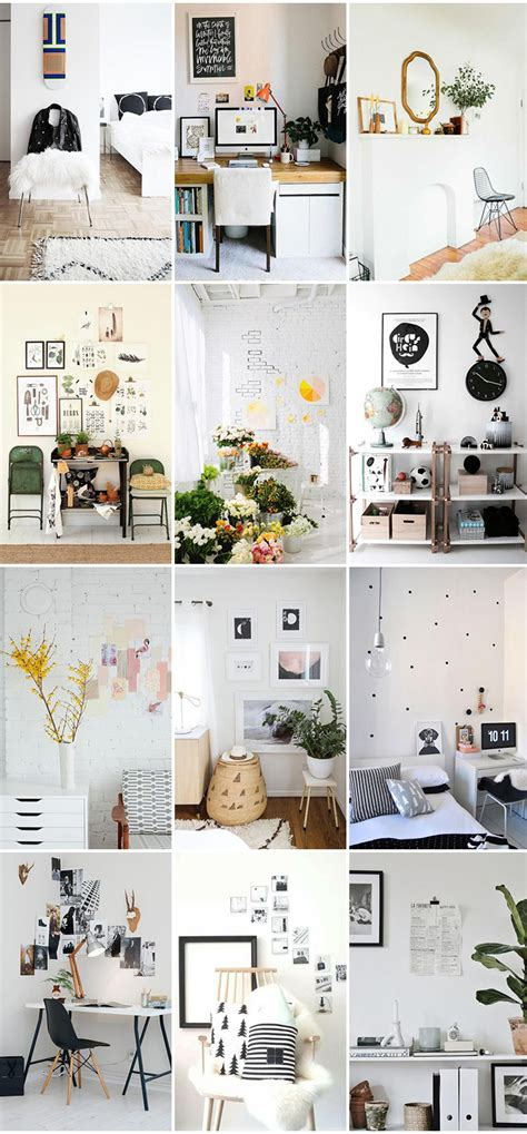 decoratie aan muur inspiratiepost witte muur decoratie follow fashion