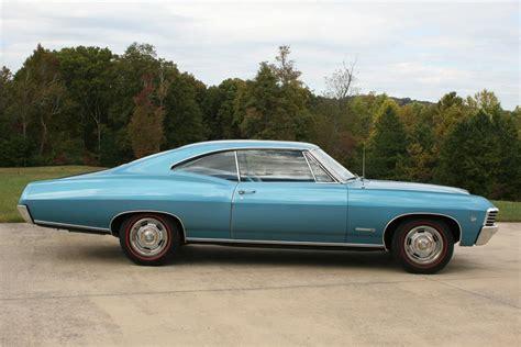 1967 chevrolet impala ss 2 door hardtop 91188