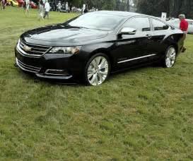 Chevrolet Impalla 2017 Chevrolet Impala Price Release Date Specs Interior