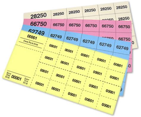printable chinese auction tickets buy chinese raffle tickets