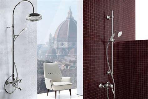 miscelatori per doccia il miscelatore doccia pratico e funzionale
