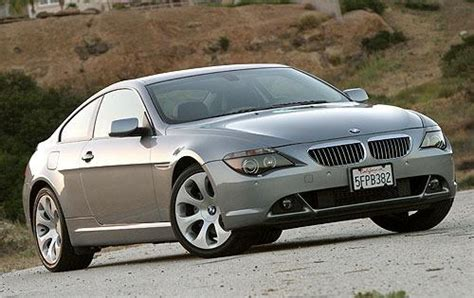 how petrol cars work 2006 bmw 6 series auto manual used 2006 bmw 6 series for sale pricing features edmunds
