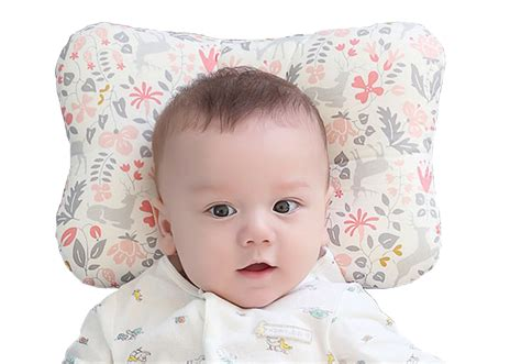 organic baby pillow baby pillow for newborn breathable 3 dimentional air mesh