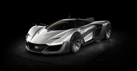 super concepts the aerogt the bell ross aeroplane car