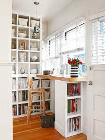 Desk For Small Space Living Tips For Living In Small Spaces Decoholic