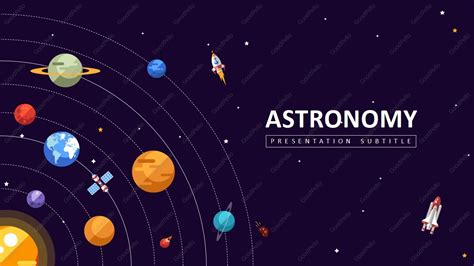 Powerpoint Themes Astronomy | astronomy ppt wide goodpello