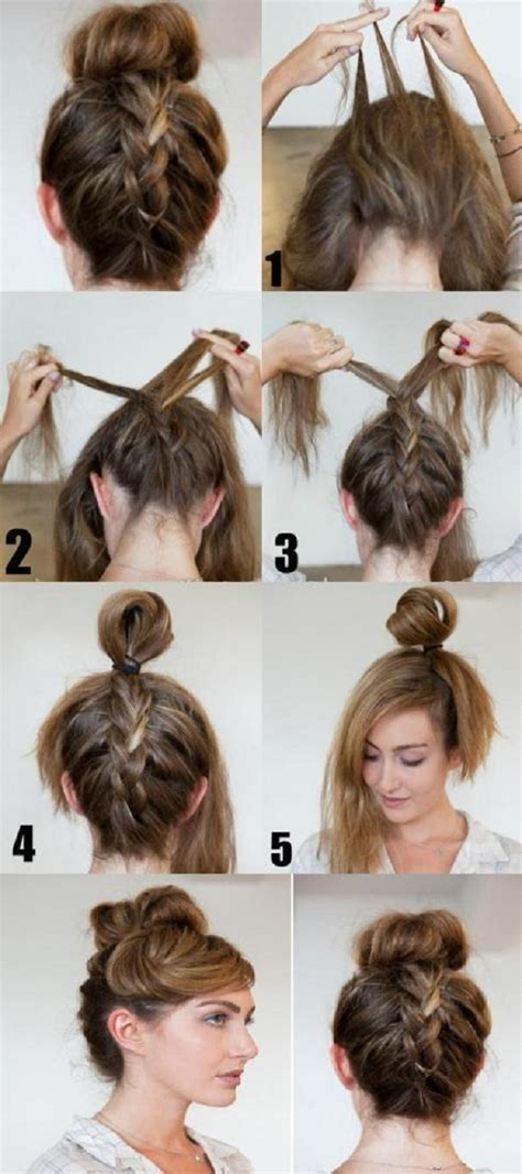 Braided Hairstyle Tutorials by 20 Most Beautiful Braided Hairstyle Tutorials For 2014