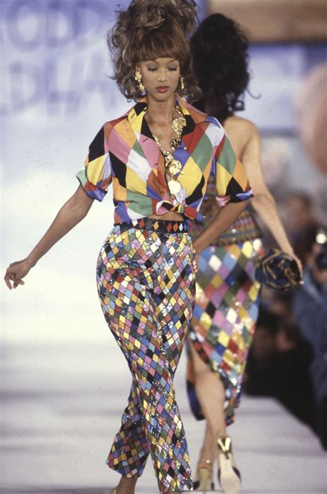 Cutie Todd Oldhams Top Design by 90s Fashion Designer Brings His Collections To The Wexner