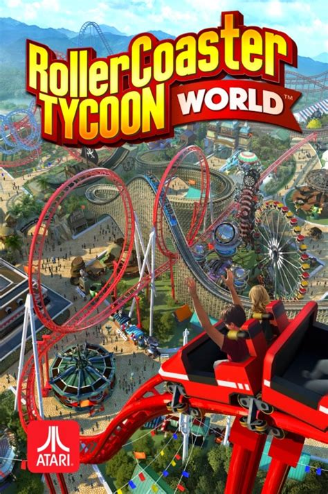 roller coaster world rollercoaster tycoon world release monitor