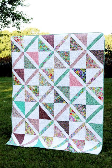 colorful quilt colorful crosshatch quilt