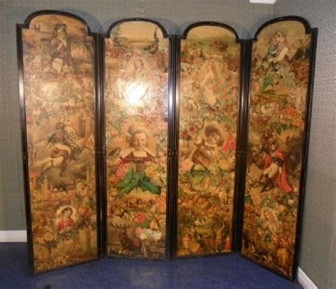 decoupage screen 185304 sellingantiques co uk