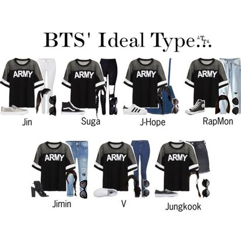 bts ideal type bts ideal type army s amino