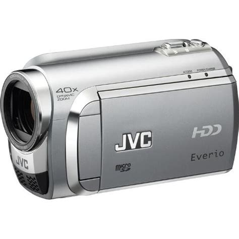 how to update jvc everio jvc gz mg630 everio 60gb hard drive camcorder gz mg630s b h