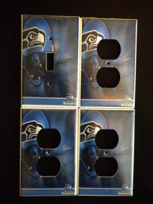 seattle lighting outlet store seattle seahawks light switch outlet covers look