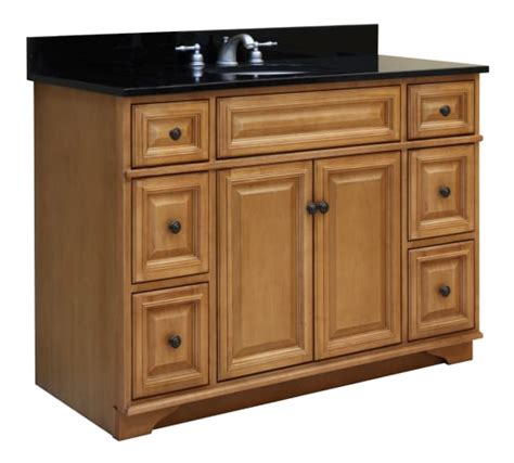 wood bw4821d briarwood vanity cabinet 48 quot maple wood