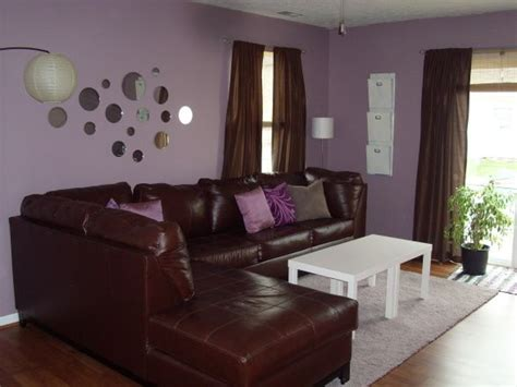 purple and brown living room 17 best ideas about purple living rooms on pinterest