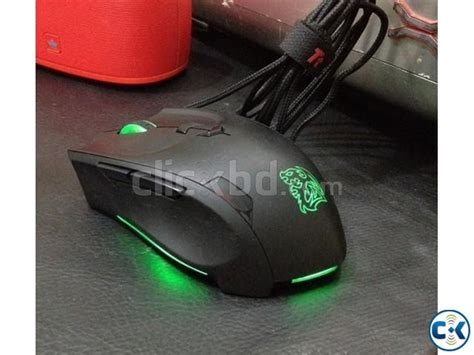 Tt Esports Theron Gaming Mouse Original Hitam tt esports theron gaming mouse clickbd