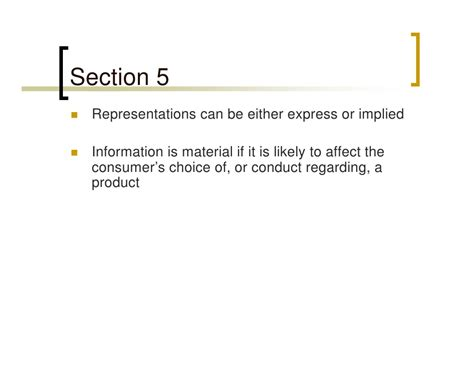 section 5 federal trade commission act federal trade commission act section 5 unfair or