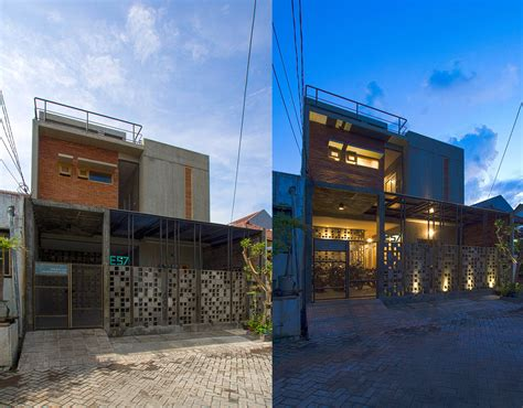 boarding house design architecture bioclimatic boarding house keeps naturally cool in tropical indonesia inhabitat