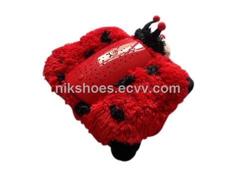 Nights Pillow by Lites Pillow Pets Ladybug Light Purchasing