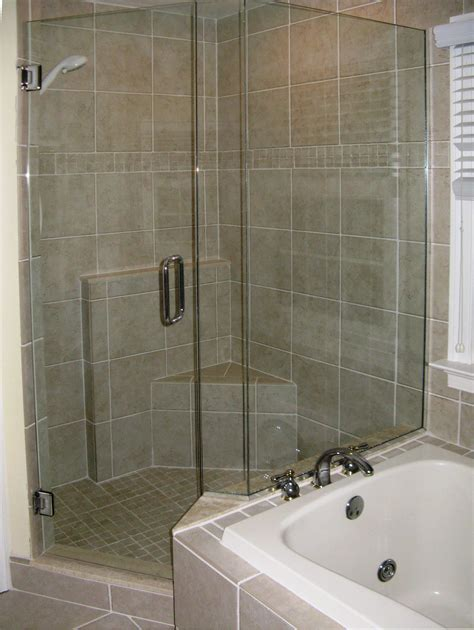 Bathroom Shower Kits Bathroom Cozy Walk In Shower Kits For Modern Bathroom