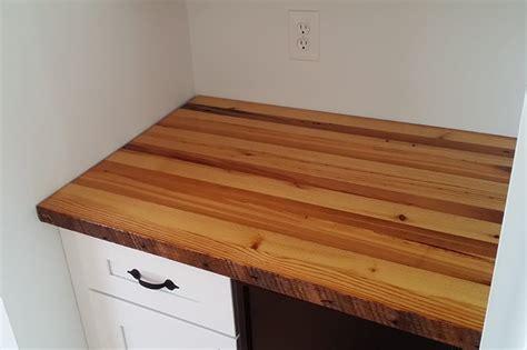diy pine wood countertops wood plank countertops reclaimed pine countertop maryland