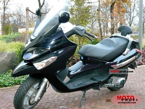 piaggio xevo 125 2008 photo 1