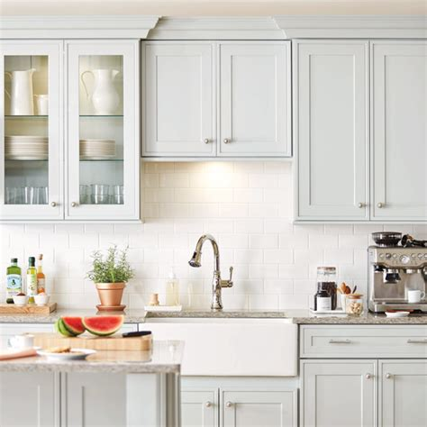 Martha Stewart Cupboards - these martha approved cabinets will make your kitchen more