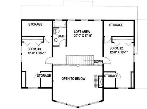 plan w35108gh great views e architectural design