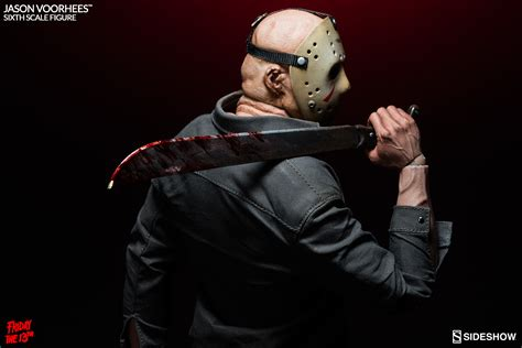 Figure Freddy Jason friday the 13th jason voorhees sixth scale figure