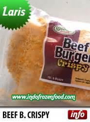 Frozen Kebab Beef Daging Sapi Isi 5pcs daging burger jual kebab supplier terlengkap bahan baku kebab