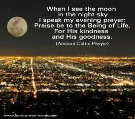 Night prayer before sleep