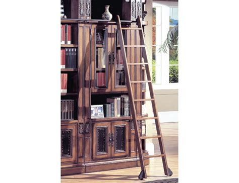 bookcase with rolling ladder bookshelf ladder rolling 28 images custom bookcase