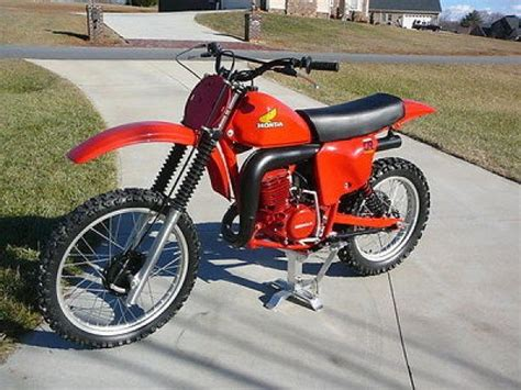 motocross bike shops 1979 elsinore cr250r honda really wanted one as a kid