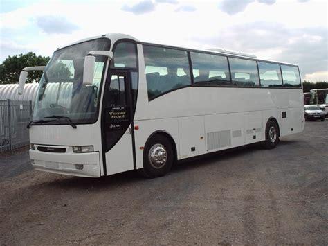 volvo bm automatic berkhof axial  seater luxury coach yorkshire bus coach sales