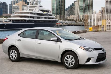 Difference Between Toyota Corolla L And Le Difference Between 2015 Corolla L And Le Autos Post