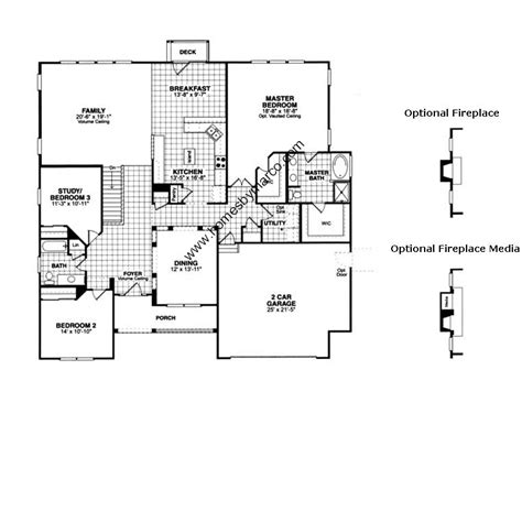 carrington homes floor plans carrington model in the lancaster falls subdivision in