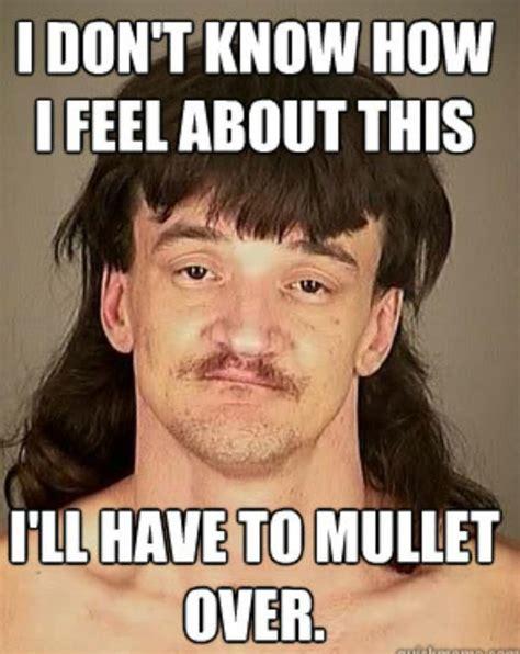 hilarious mullet meme images jokes pictures