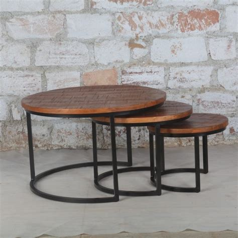 industrial coffee table set coffee table set set of three coffee table industrial