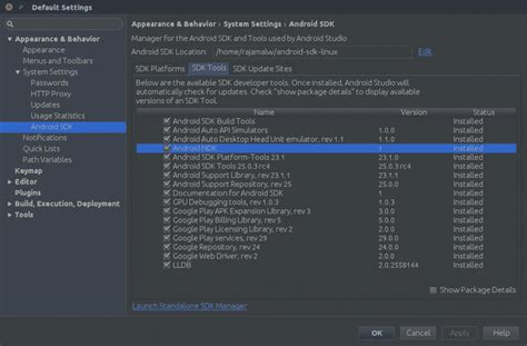 android studio ndk tutorial using android ndk project on android studio