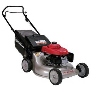 Honda Lawnmower Honda Hrr216pda Lawn Mower