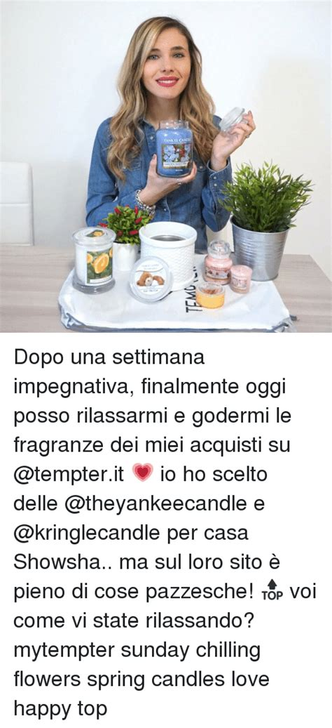 test dopo una settimana 25 best memes about yankee candle yankee candle memes