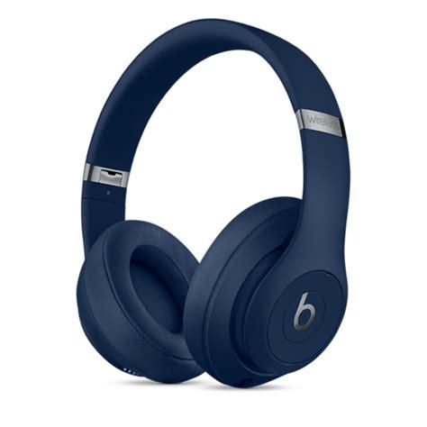 Headphone Beats Blue beats studio3 wireless ear headphones blue business apple