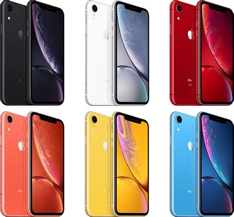 Iphone Xr Vs Iphone Xs 191 Cu 225 L Comprar Phim22 by Macrumors On Quot Which Iphone Xr Color Would You