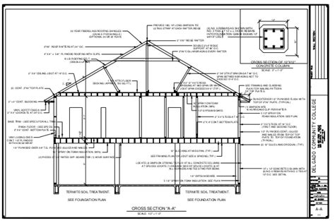 house cross section 01 212 house cross section a a 2