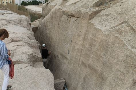 which of the following show evidence of ancient river beds lost ancient technology of egypt obvious evidence in the aswan quarry hidden inca tours